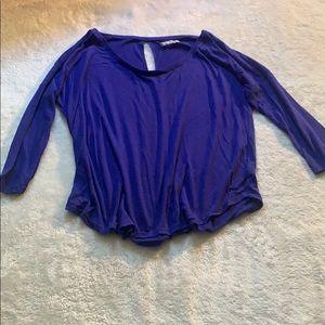 Small Blue American Eagle Shirt